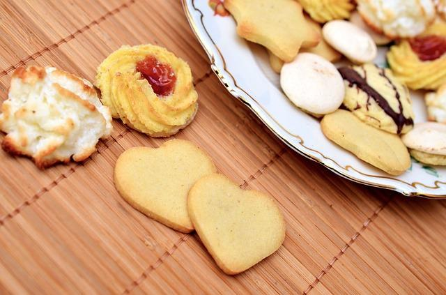 Kekse backen – Ein Genuss